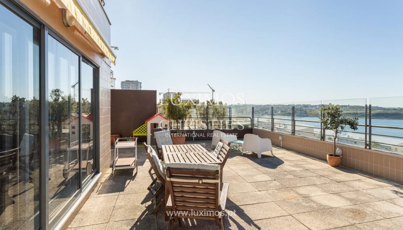 Wohnung mit Terrasse und Flussblick, zu verkaufen, in Foz, Porto, Portugal_169961