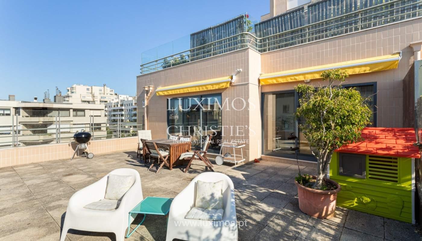 Wohnung mit Terrasse und Flussblick, zu verkaufen, in Foz, Porto, Portugal_169965