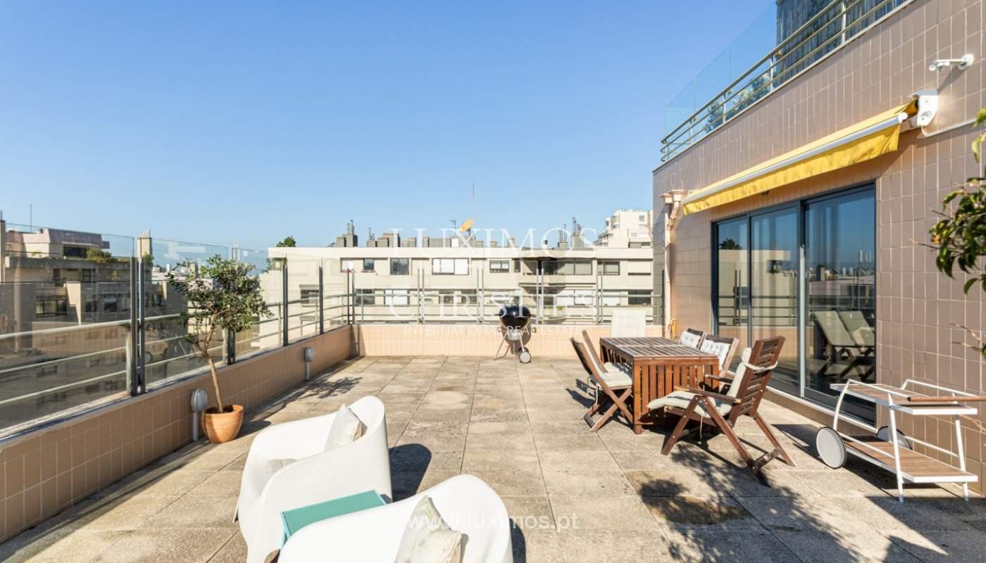 Wohnung mit Terrasse und Flussblick, zu verkaufen, in Foz, Porto, Portugal_169966