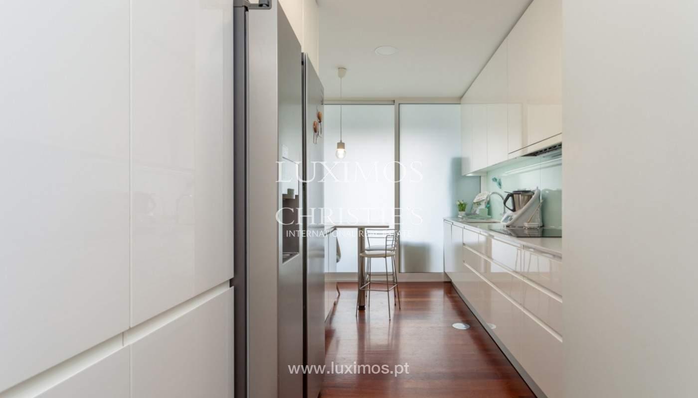 Wohnung mit Terrasse und Flussblick, zu verkaufen, in Foz, Porto, Portugal_169972