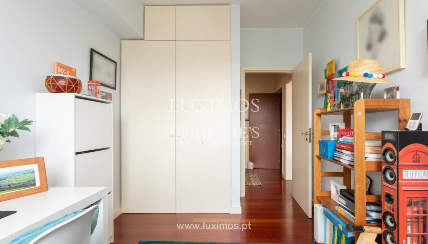 Wohnung mit Terrasse und Flussblick, zu verkaufen, in Foz, Porto, Portugal_169980