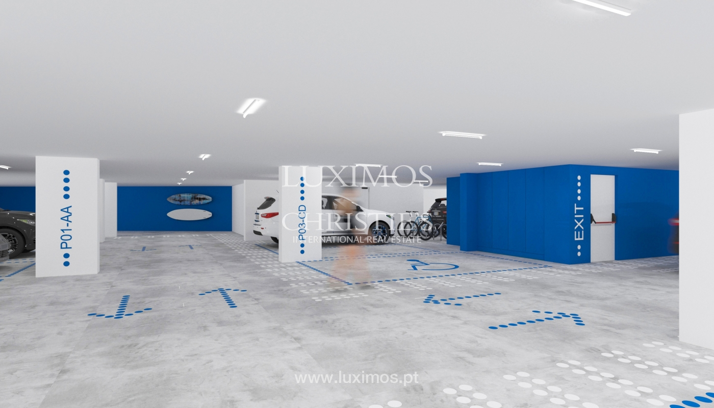 3 bedroom apartment with sea view, closed condominium, Vilamoura, Algarve_170057