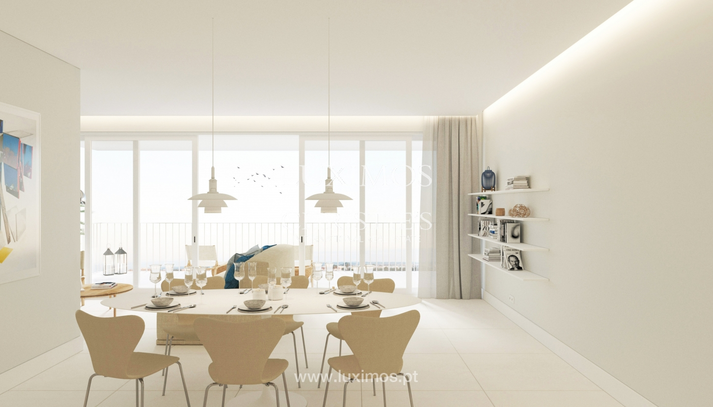 3 bedroom apartment with sea view, closed condominium, Vilamoura, Algarve_170059