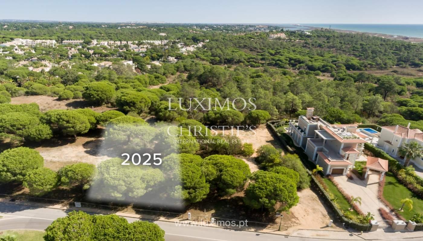 Grundstück neben dem Naturpark Ria Formosa, Vale do Lobo, Algarve_170339