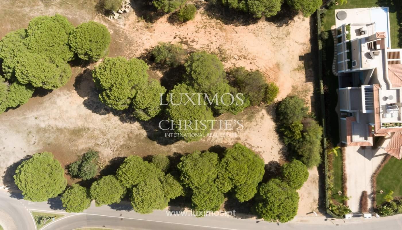 Plot of land with sea view, Vale do Lobo, Algarve_170340