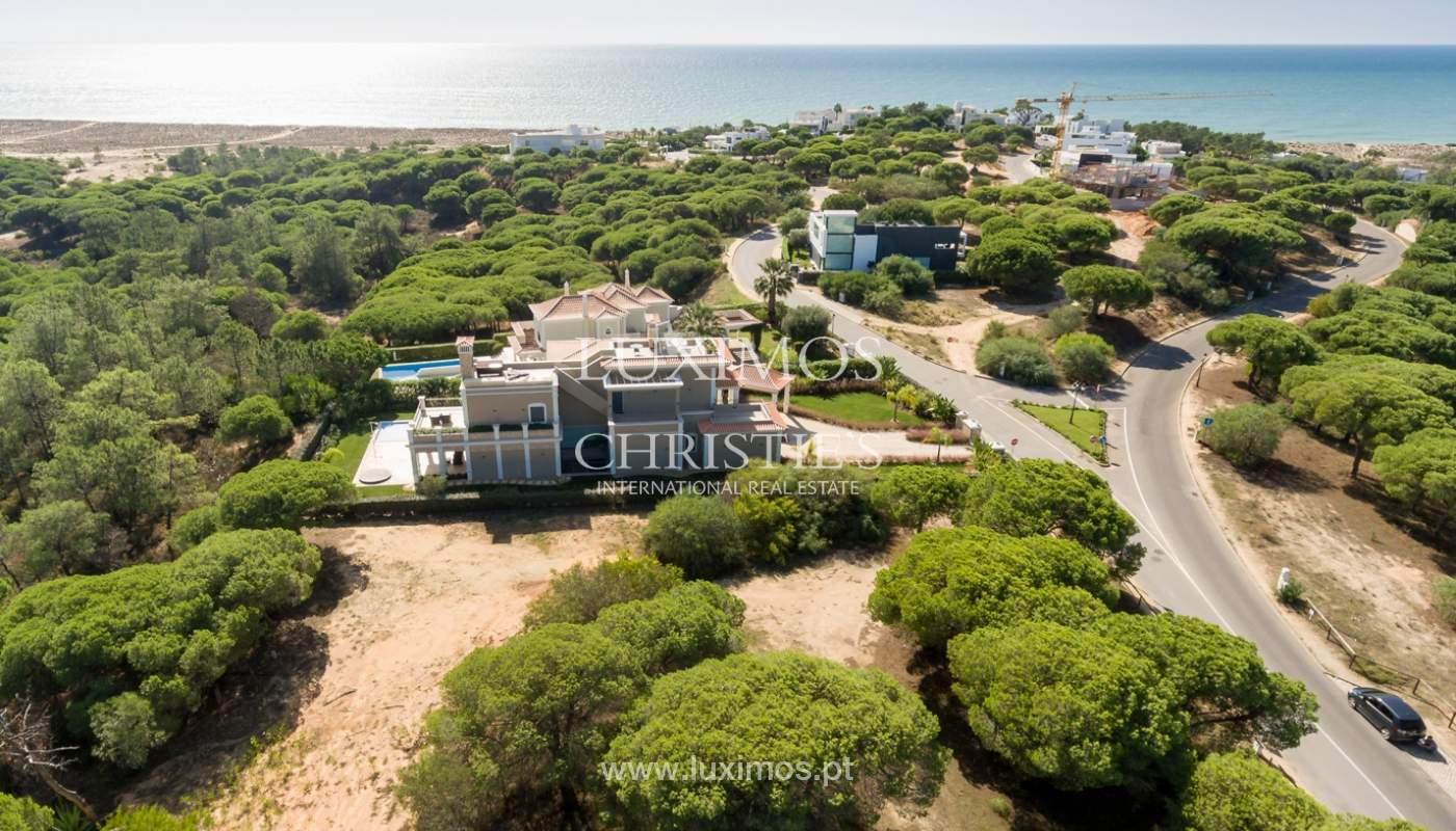Plot of land with sea view, Vale do Lobo, Algarve_170342