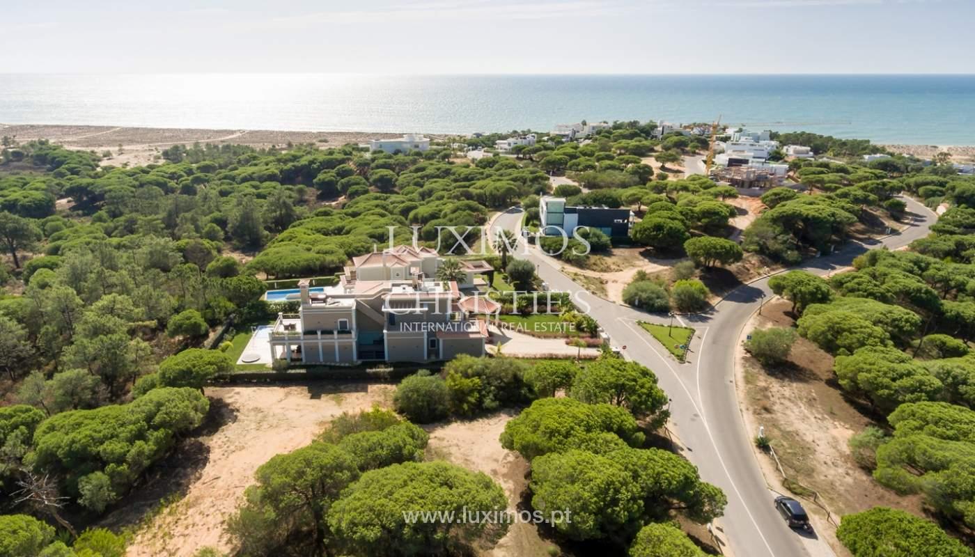 Plot of land with sea view, Vale do Lobo, Algarve_170343