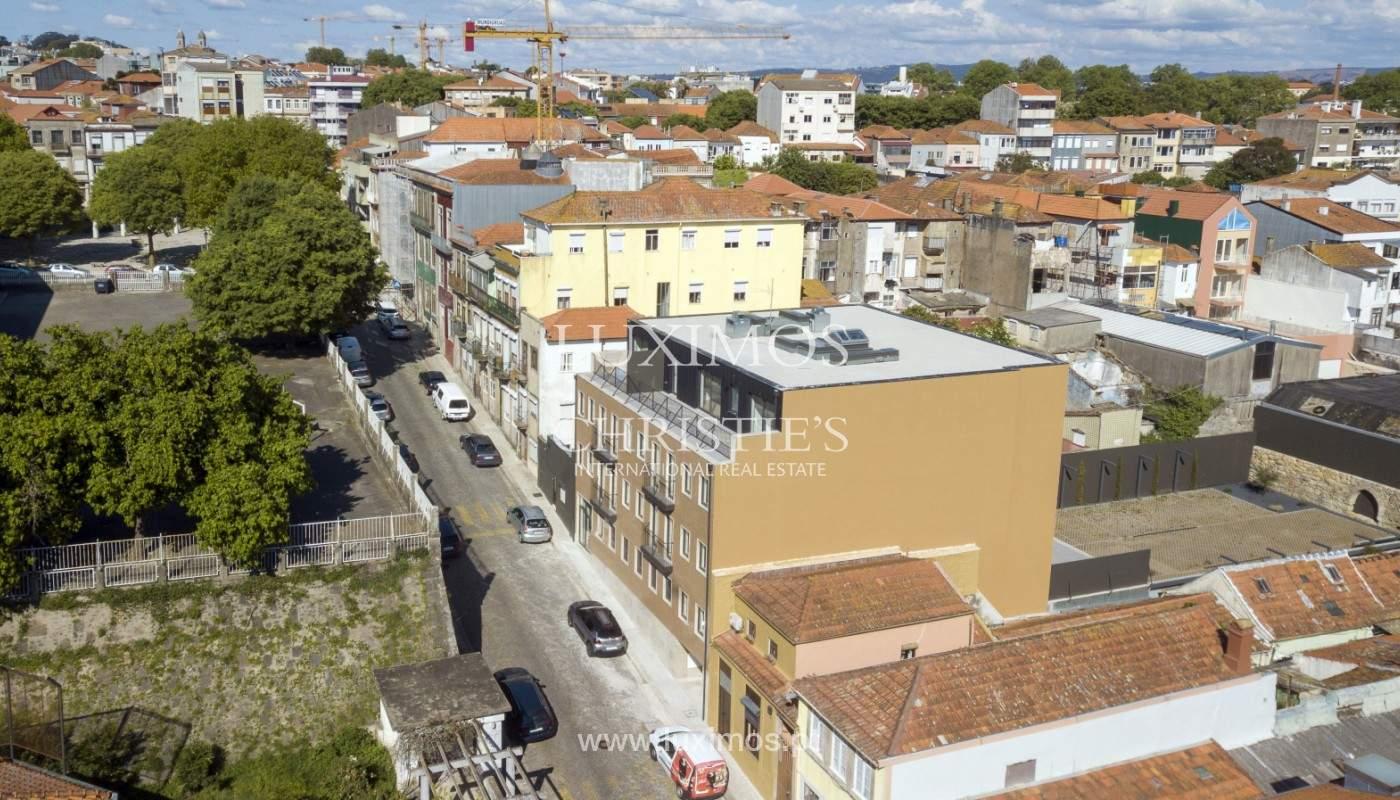 Apartamento nuevo y moderno, para la venta, en el centro de Porto, Portugal _170415