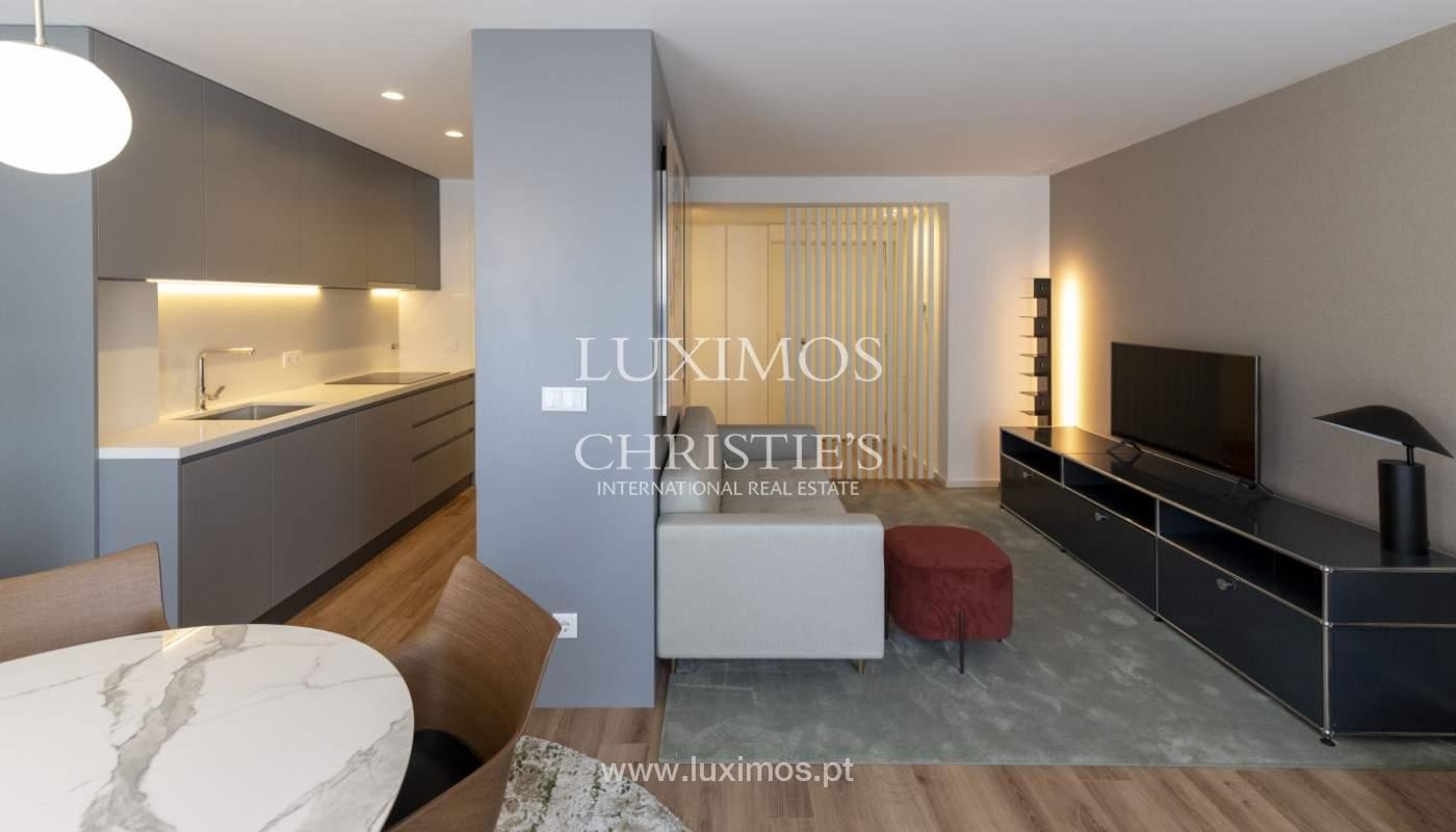 Apartamento nuevo y moderno, para la venta, en el centro de Porto, Portugal _170416