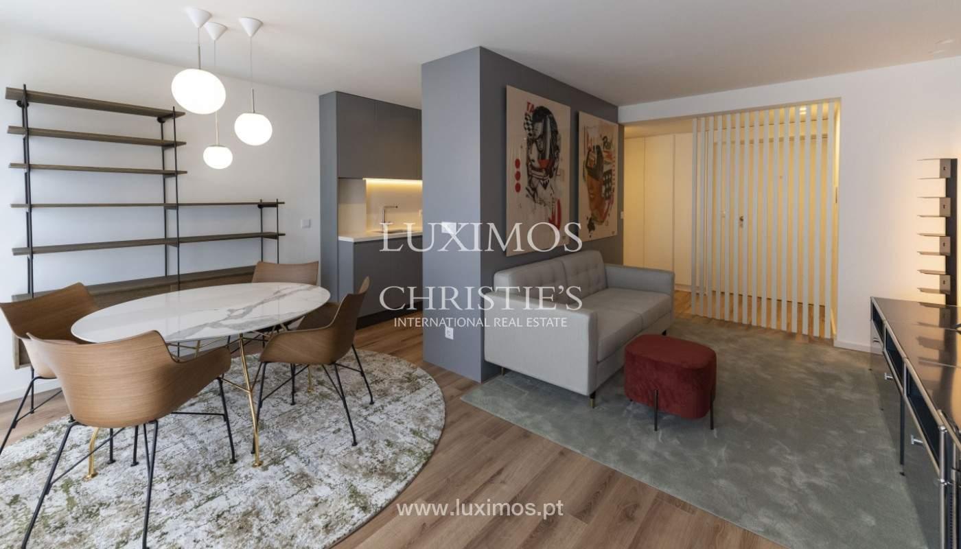 Apartamento nuevo y moderno, para la venta, en el centro de Porto, Portugal _170424