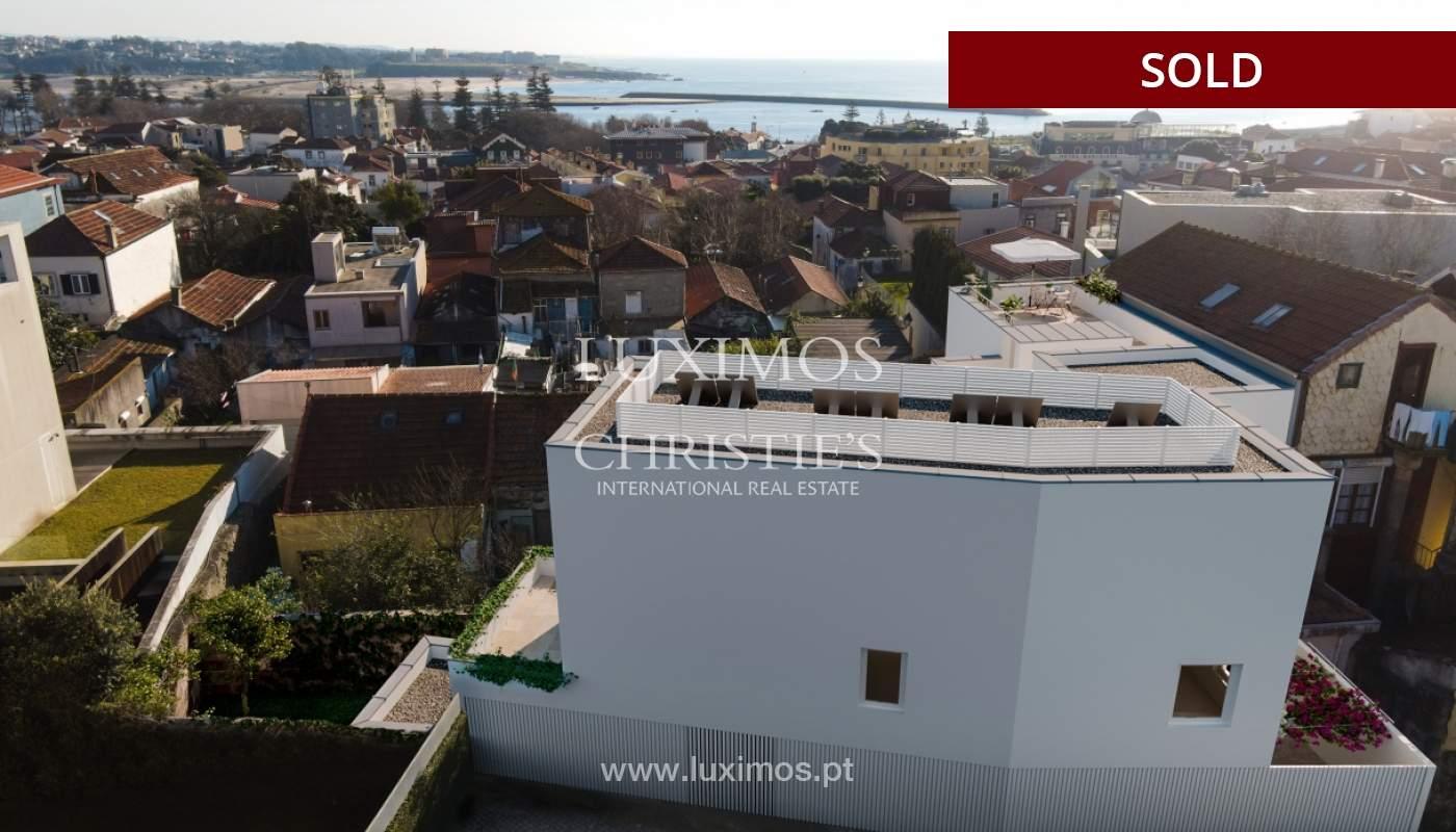 Apartamento novo de luxo, para venda, na Foz do Douro_170602
