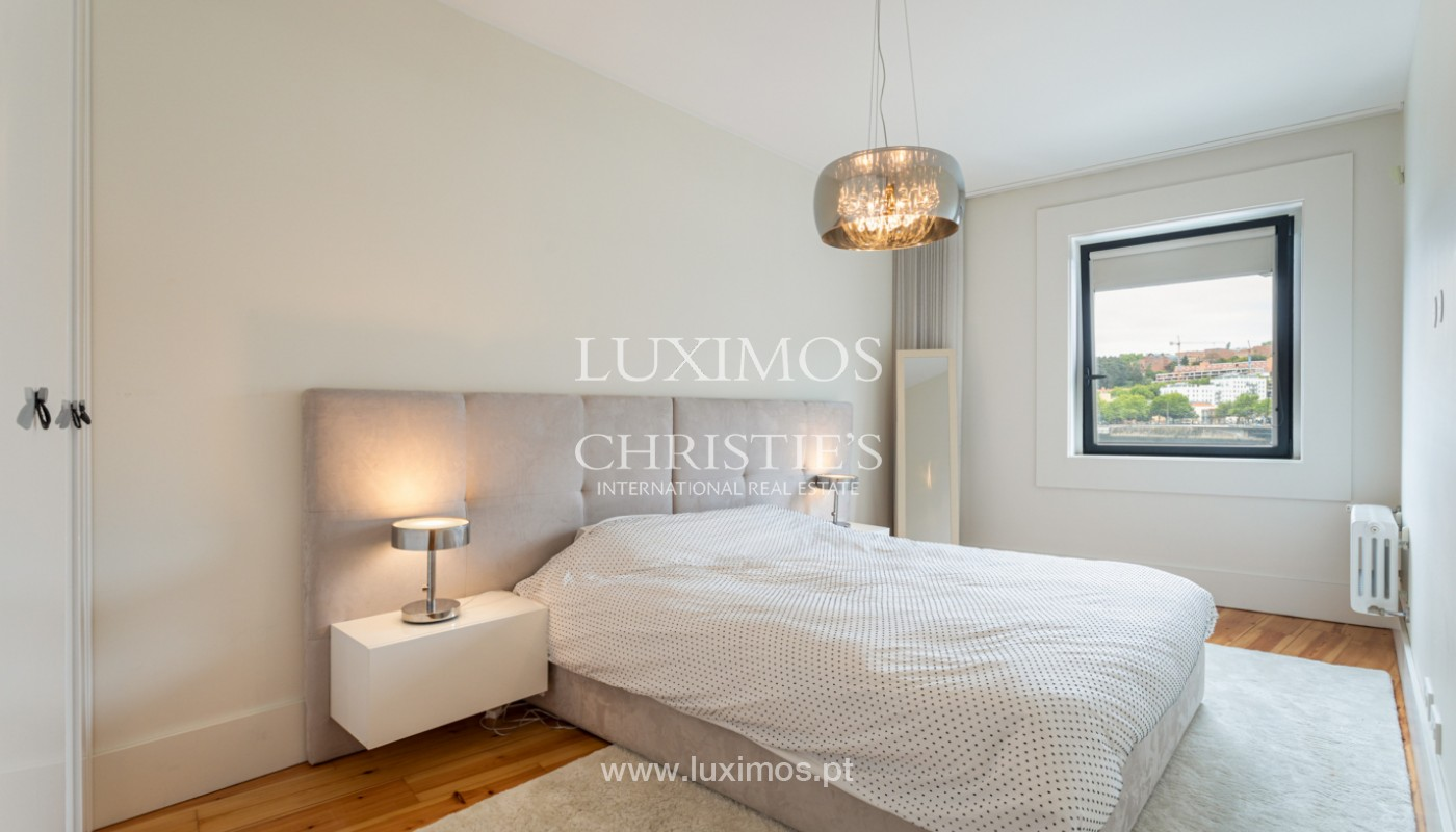 Wohnung mit Balkon in 1. Linie des Flusses, zu verkaufen, in V. N. Gaia, Portugal_171143