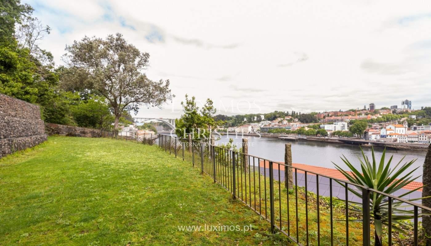 Wohnung mit Balkon in 1. Linie des Flusses, zu verkaufen, in V. N. Gaia, Portugal_171153
