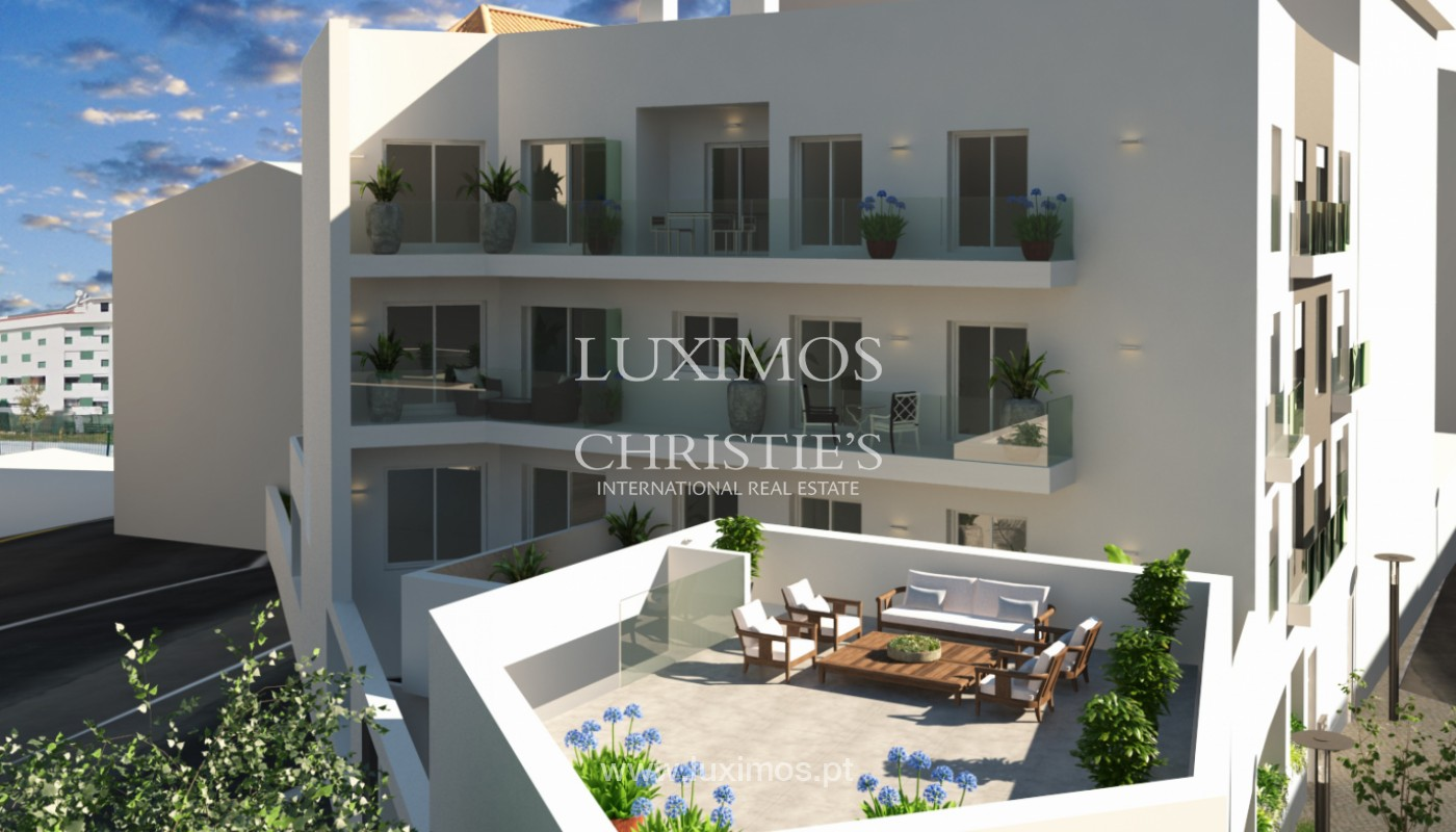Appartement de 3 chambres, en cours de construction, centre de Tavira, Algarve_171313