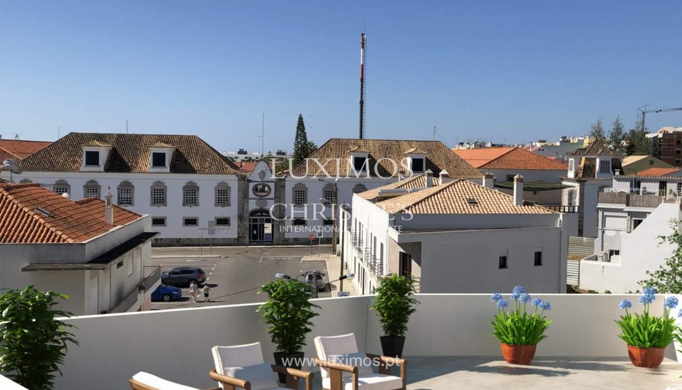 Appartement de 3 chambres, en cours de construction, centre de Tavira, Algarve_171316
