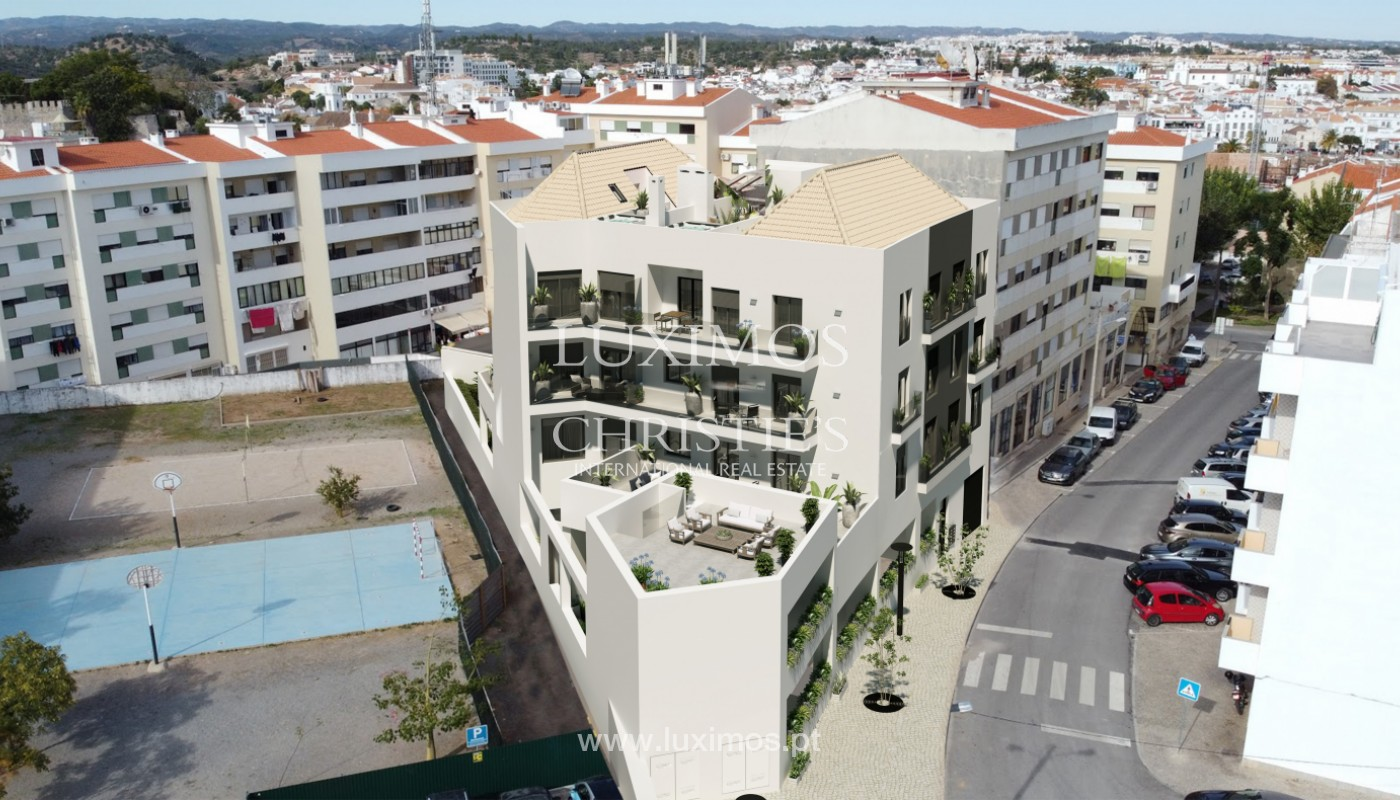Appartement de 3 chambres, en cours de construction, centre de Tavira, Algarve_171321