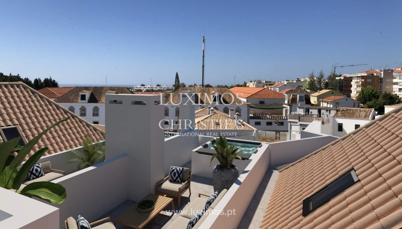 Appartement de 3 chambres, en cours de construction, centre de Tavira, Algarve_171322