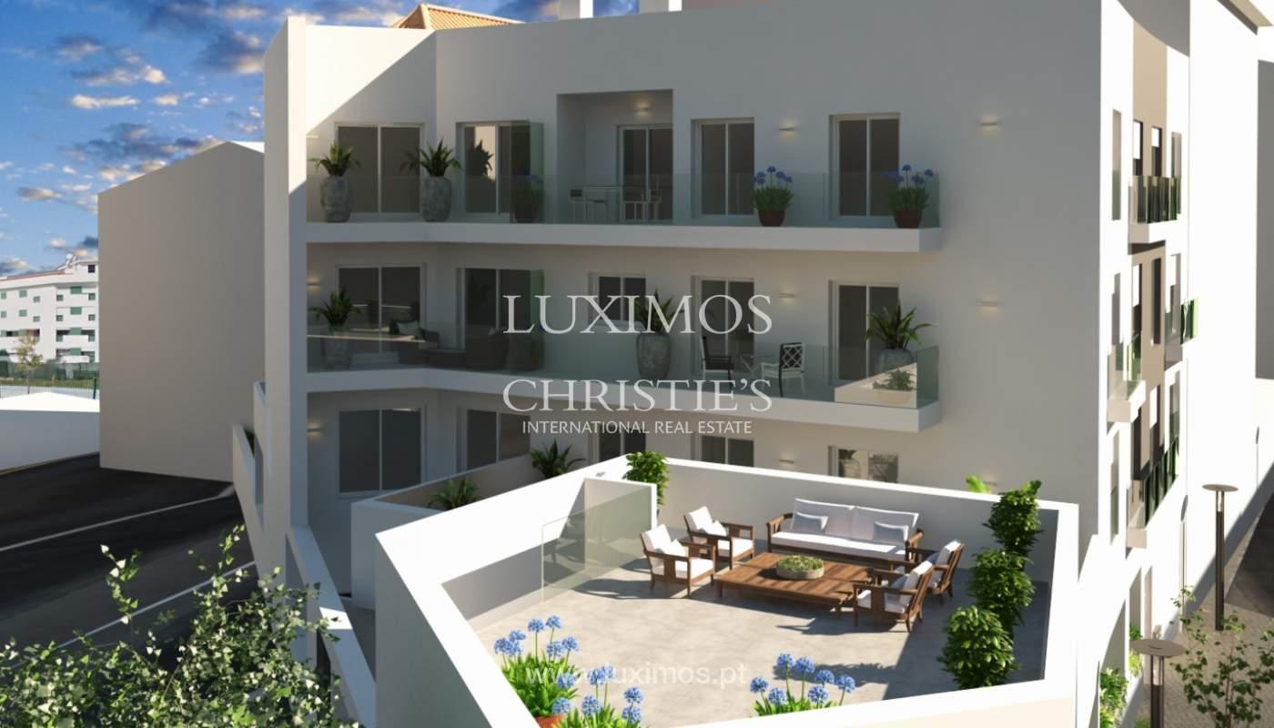 3 bedroom apartment, under construction, Tavira centre, Algarve_171436