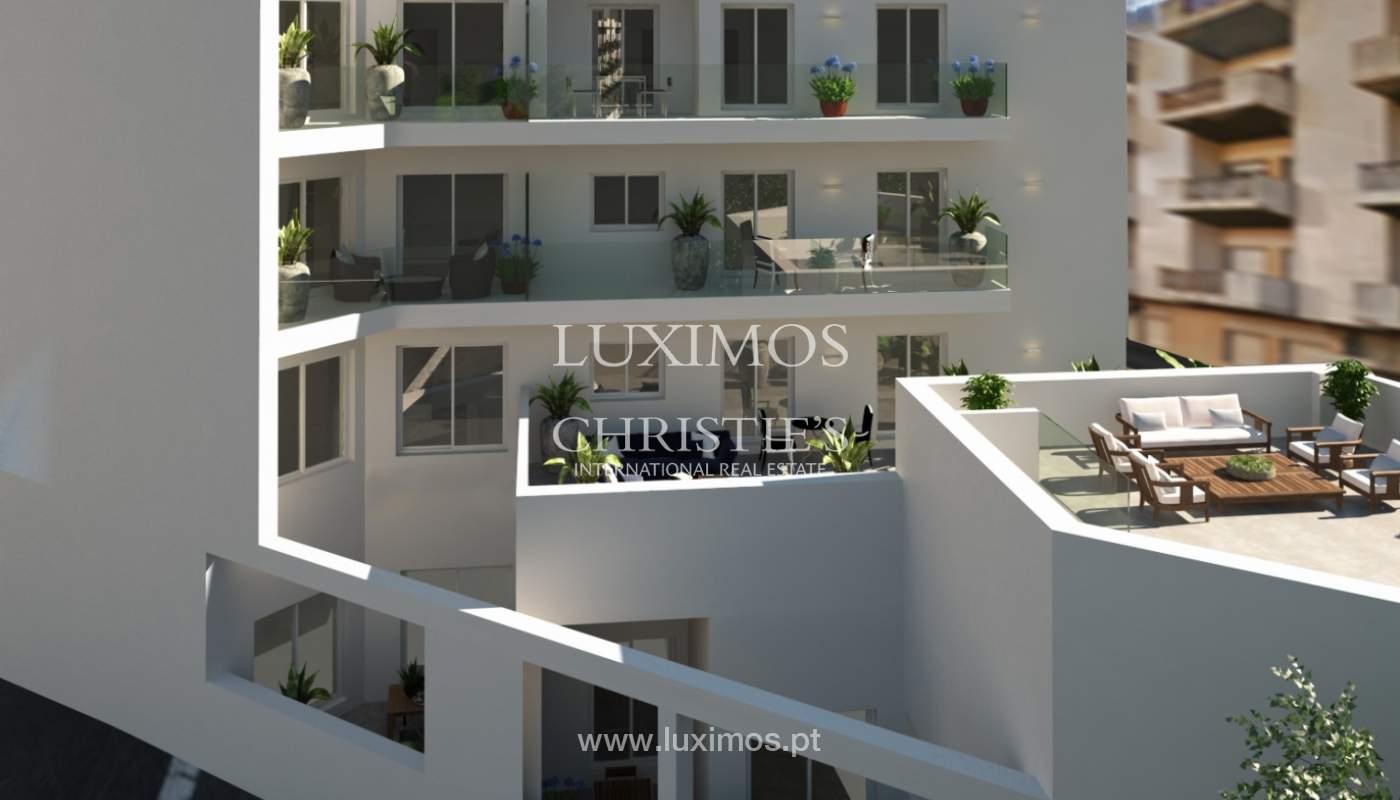 3 bedroom apartment, under construction, Tavira centre, Algarve_171438