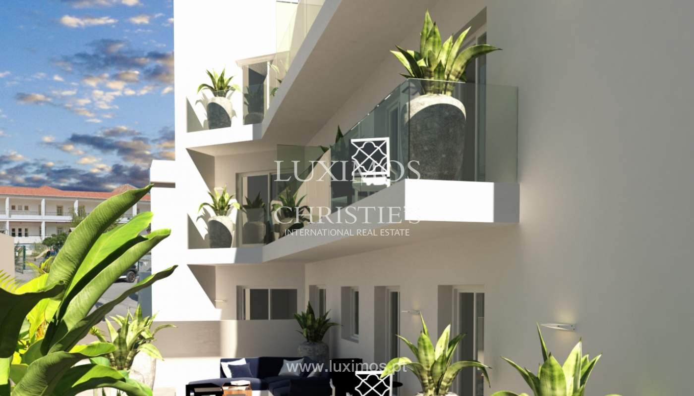 3 bedroom apartment, under construction, Tavira centre, Algarve_171439