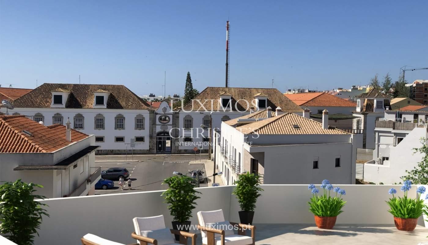 3 bedroom apartment, under construction, Tavira centre, Algarve_171440