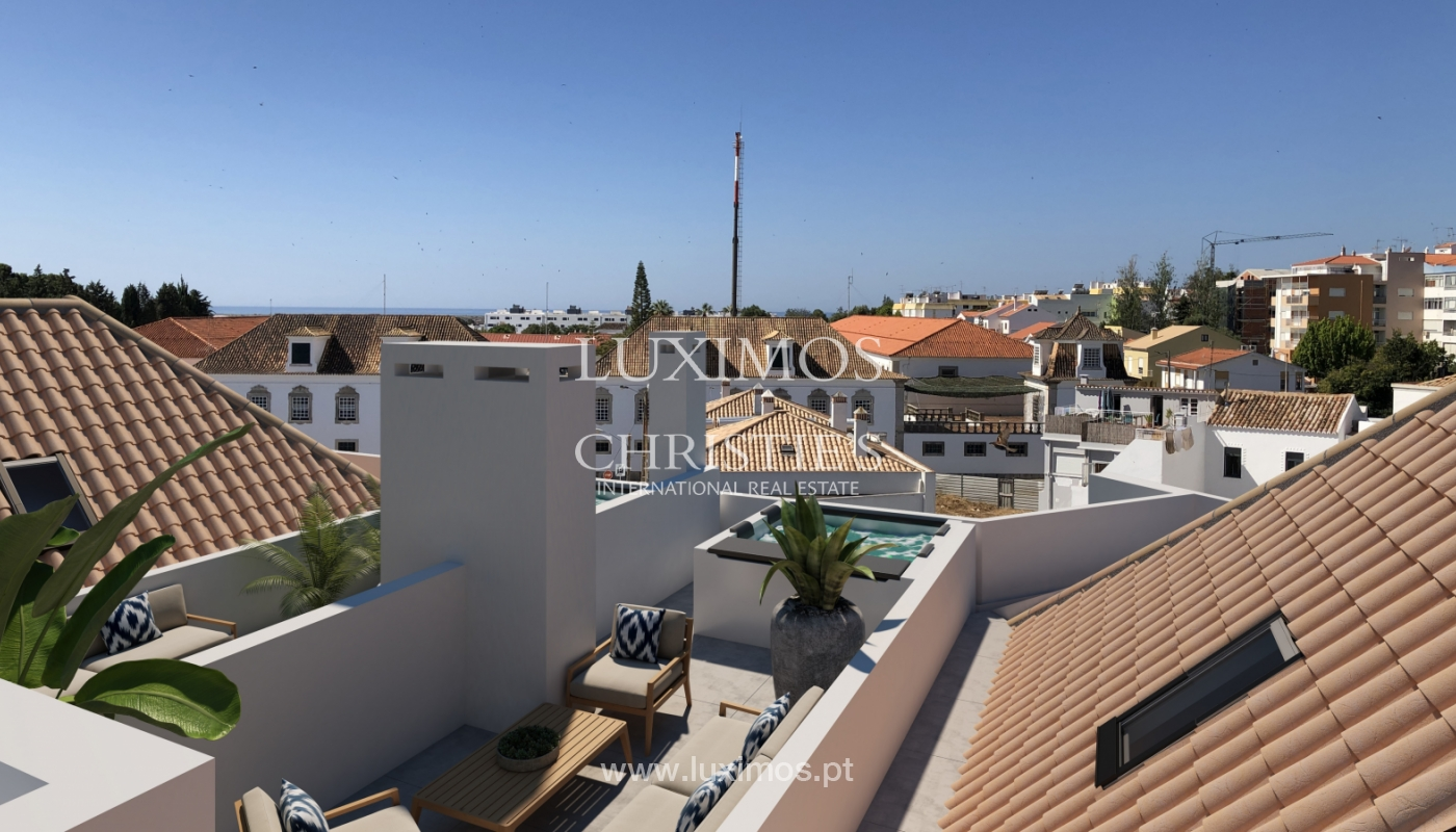 3 bedroom apartment, under construction, Tavira centre, Algarve_171445