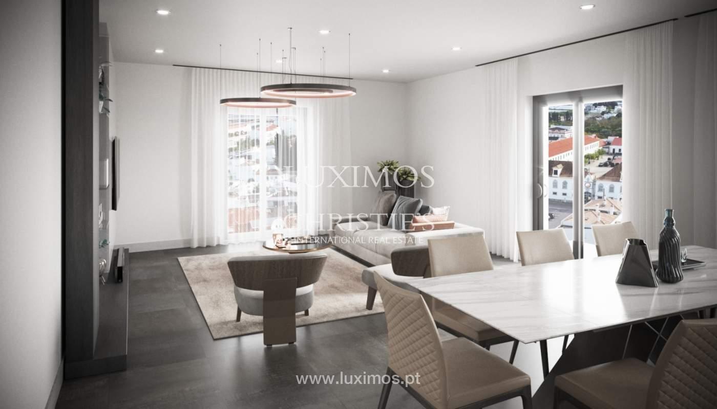 3 bedroom apartment, under construction, Tavira centre, Algarve_171446