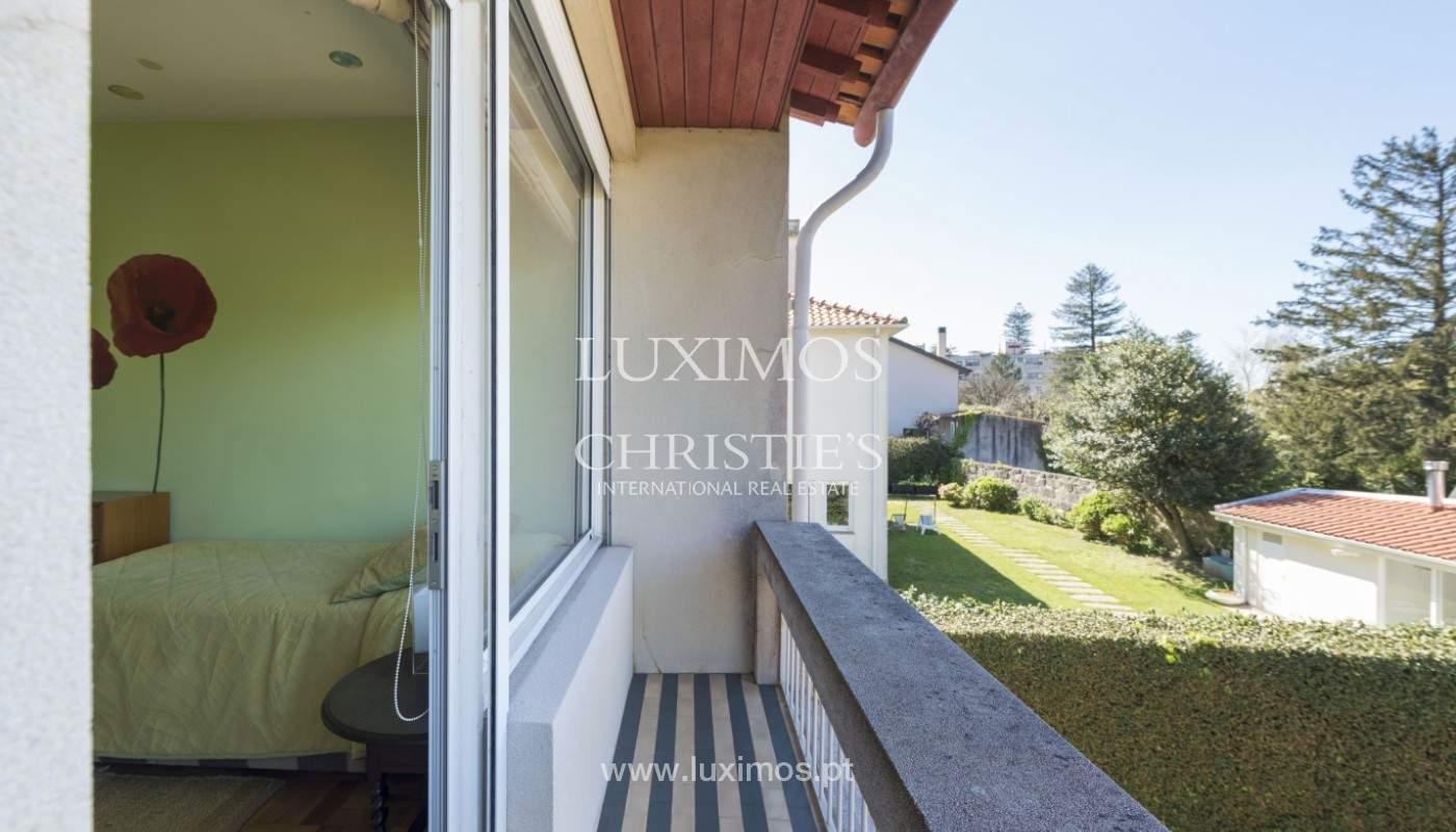 Villa V5+2 mit Garten, zu verkaufen, in Lordelo do Ouro, Porto, Portugal_171670