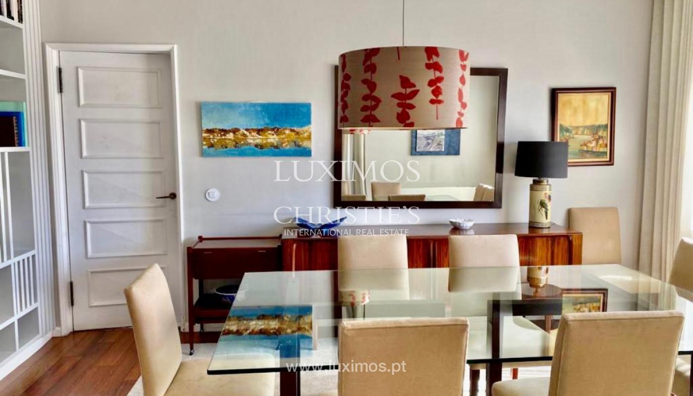 Wohnung T4+1 mit Balkon, zu verkaufen, in Foz do Douro, Porto, Portugal_171689