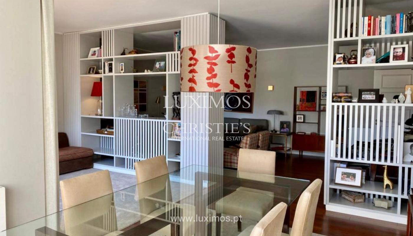 Wohnung T4+1 mit Balkon, zu verkaufen, in Foz do Douro, Porto, Portugal_171690