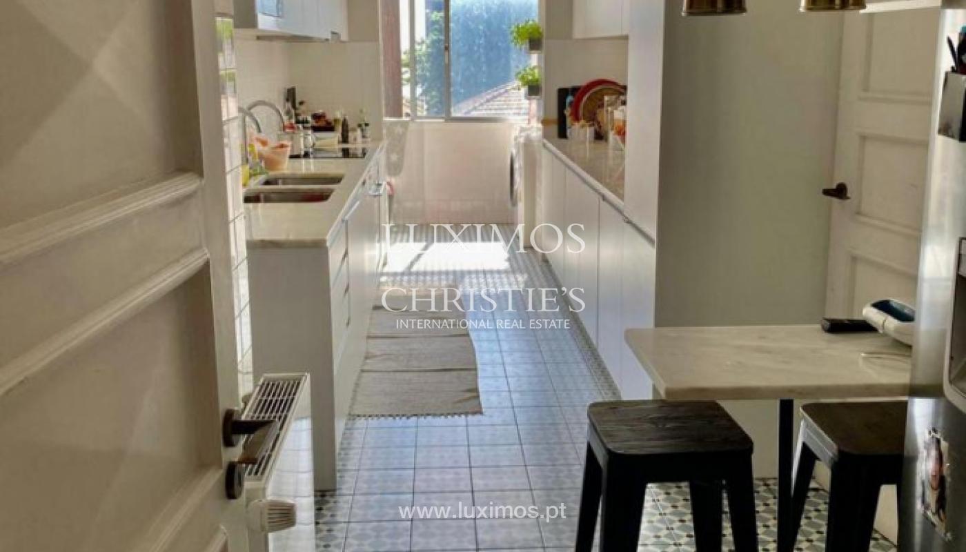Wohnung T4+1 mit Balkon, zu verkaufen, in Foz do Douro, Porto, Portugal_171693