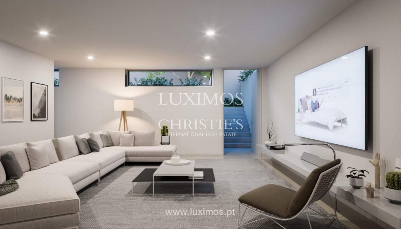 Nouvelle villa de 3 chambres avec jardin, à vendre, à Boavista, Porto, Portugal_171738
