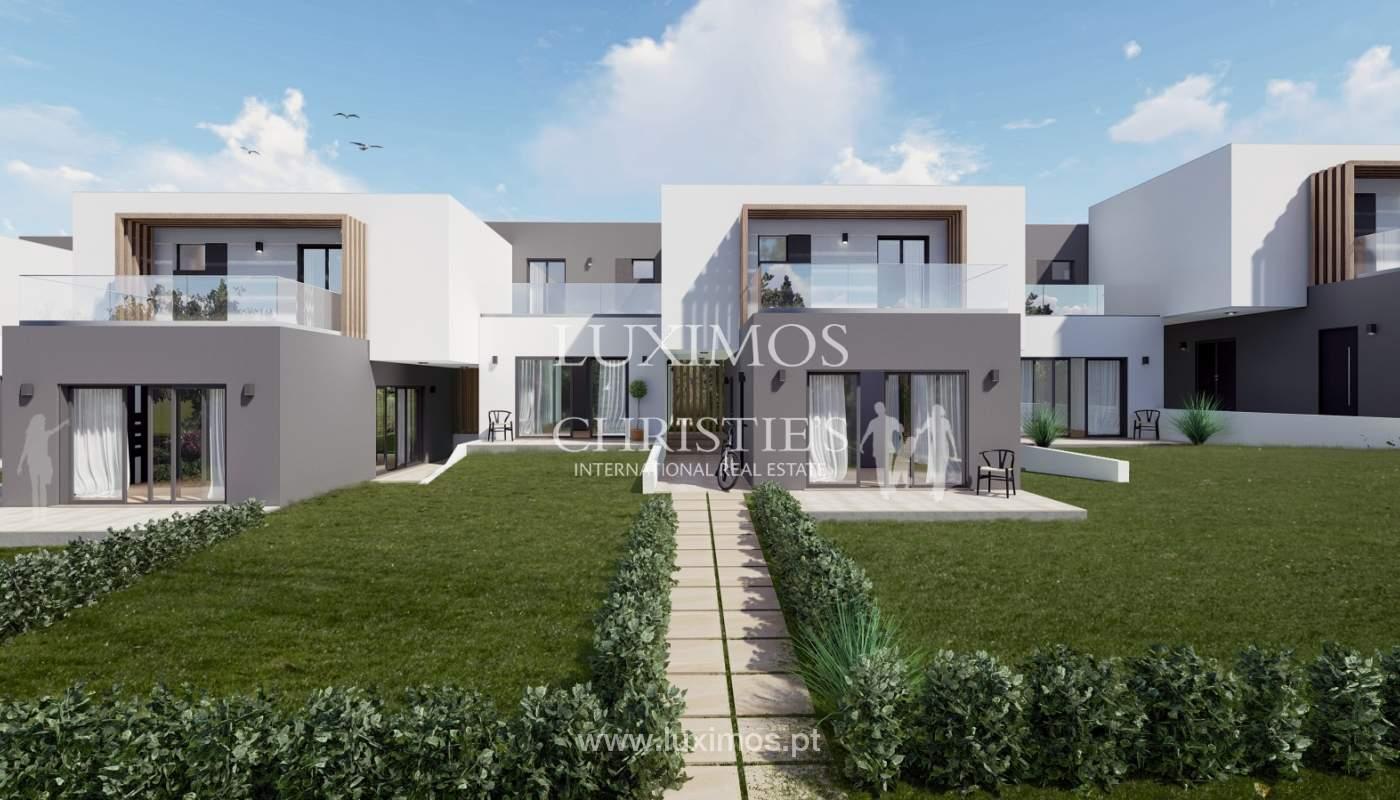 Sale of new duplex apartment in golf resort, Silves, Algarve, Portugal_171758