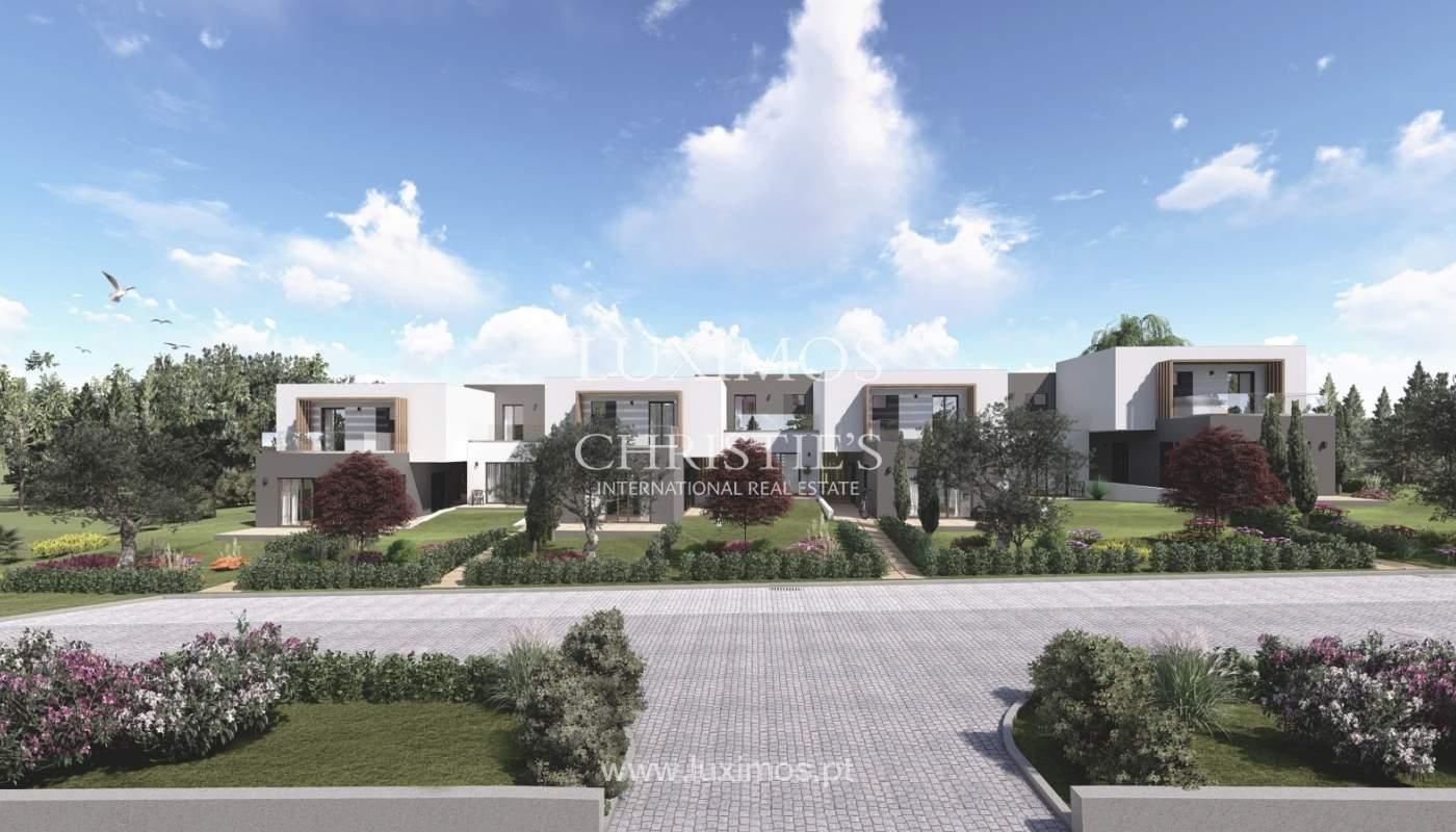 Sale of new duplex apartment in golf resort, Silves, Algarve, Portugal_171761