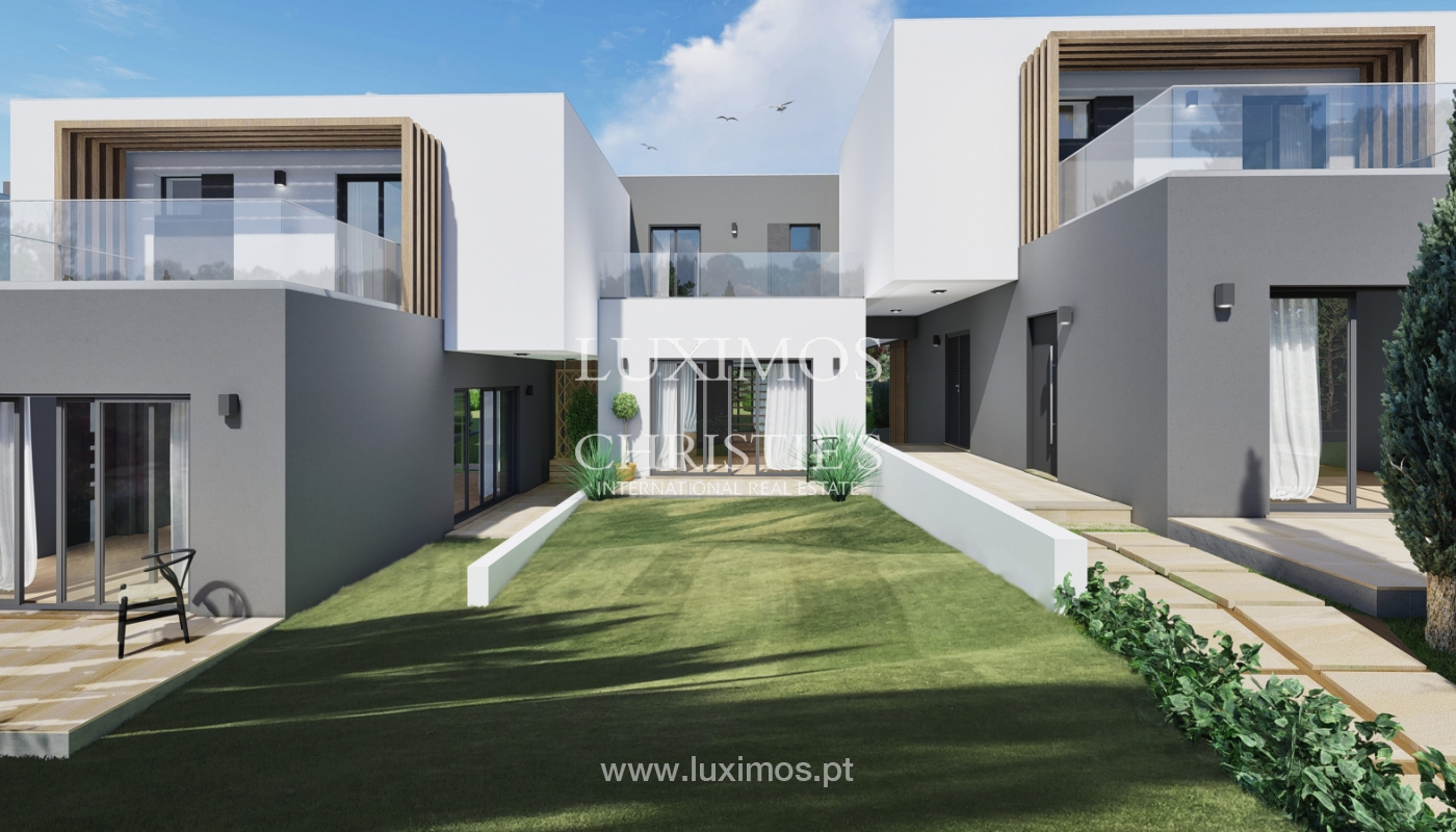 Sale of new duplex apartment in golf resort, Silves, Algarve, Portugal_171765