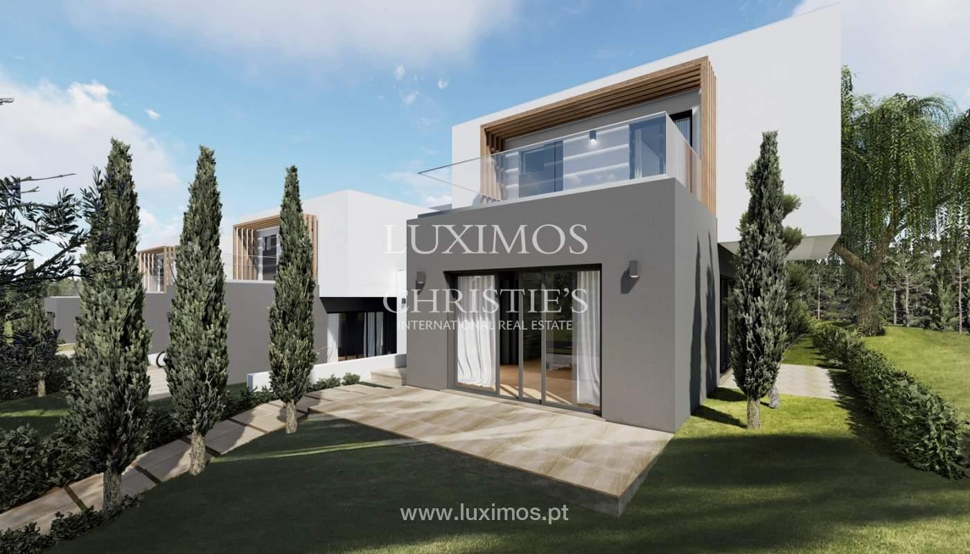 Sale of new duplex apartment in golf resort, Silves, Algarve, Portugal_171766