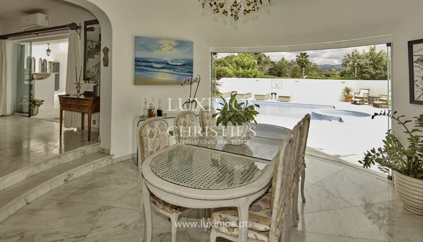 Moradia V4+1, com piscina e vista para a serra, Portimão, Algarve_171767