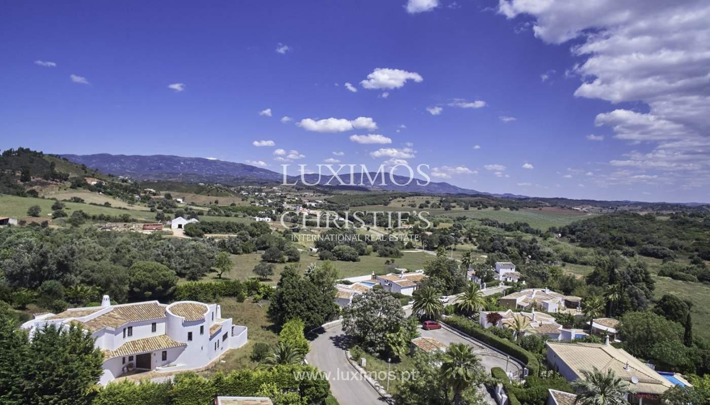 Moradia V4+1, com piscina e vista para a serra, Portimão, Algarve_171771