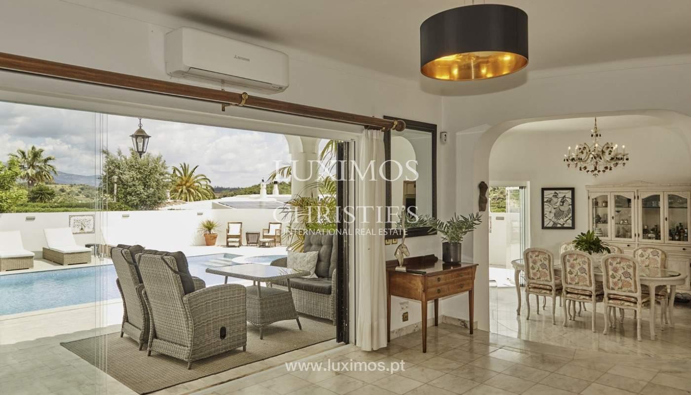 Moradia V4+1, com piscina e vista para a serra, Portimão, Algarve_171792