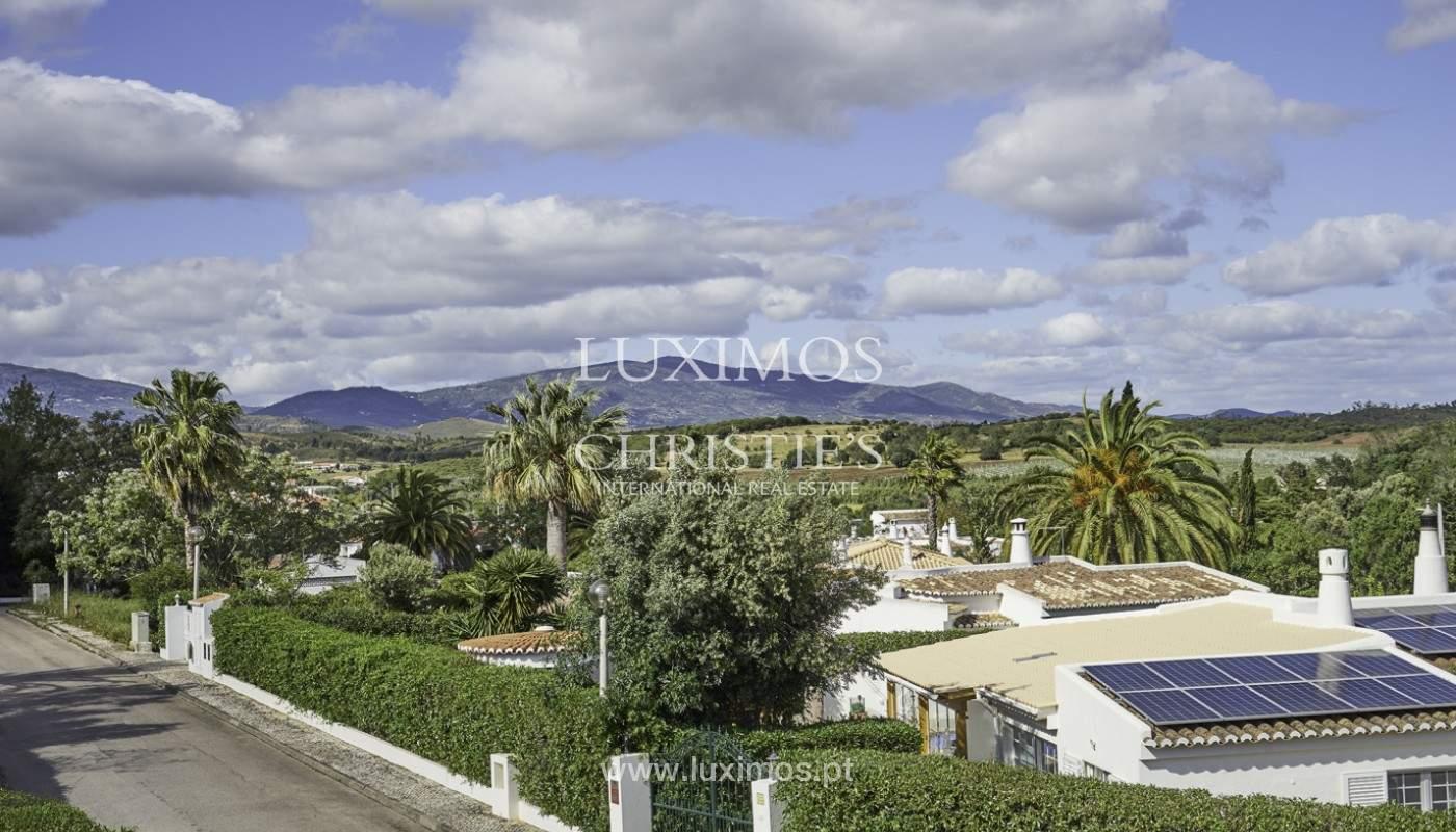 Moradia V4+1, com piscina e vista para a serra, Portimão, Algarve_171798