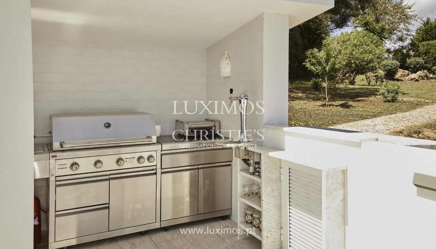 Moradia V4+1, com piscina e vista para a serra, Portimão, Algarve_171804