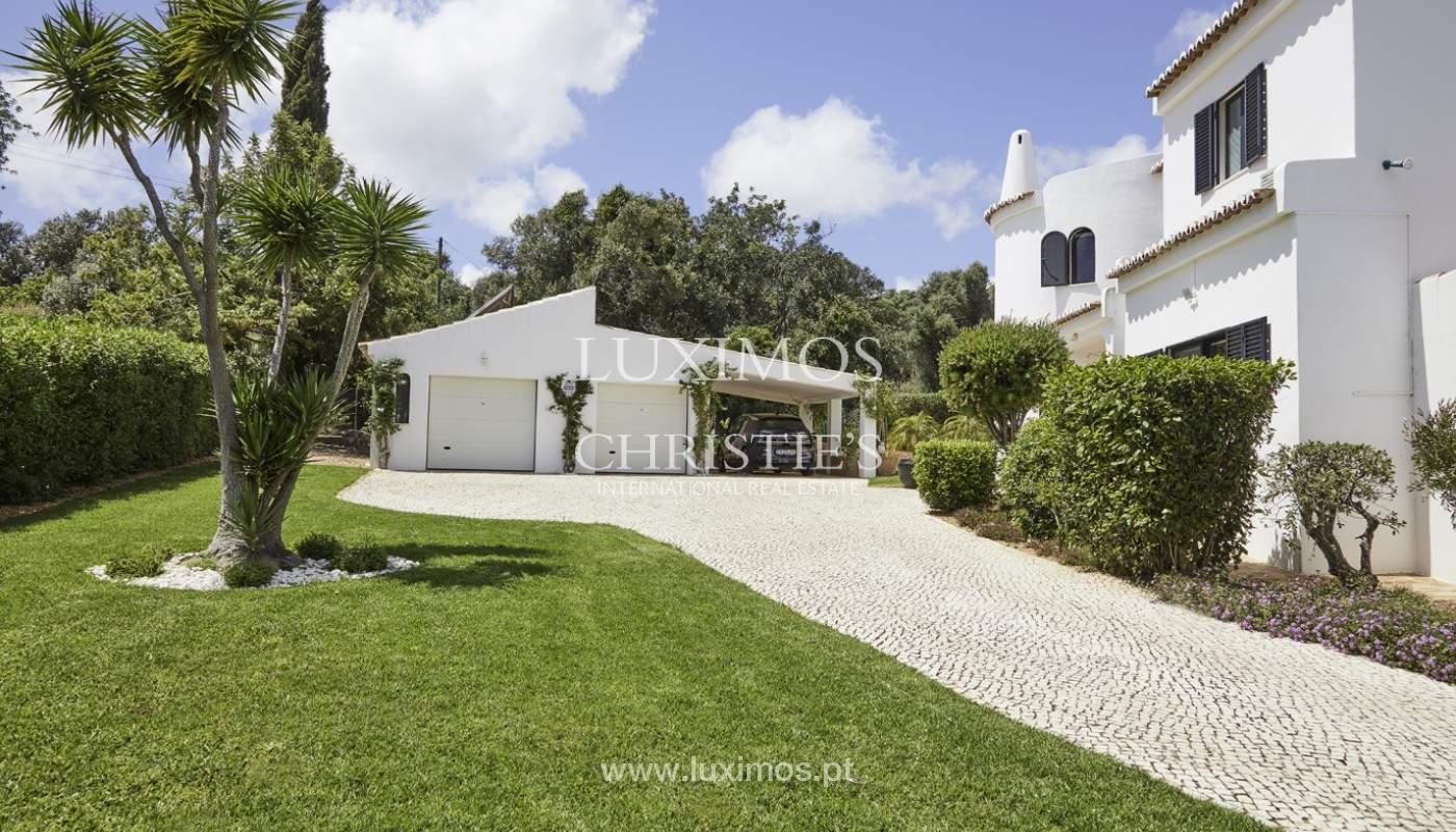 Moradia V4+1, com piscina e vista para a serra, Portimão, Algarve_171807