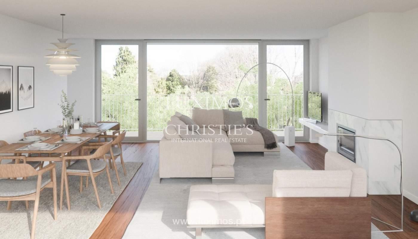 Neue 3 Schlafzimmer Villa mit Garten, zu verkaufen, in Boavista, Porto, Portugal_171847