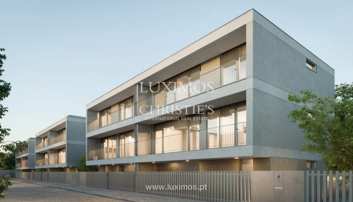Neue 3 Schlafzimmer Villa mit Garten, zu verkaufen, in Boavista, Porto, Portugal_171850