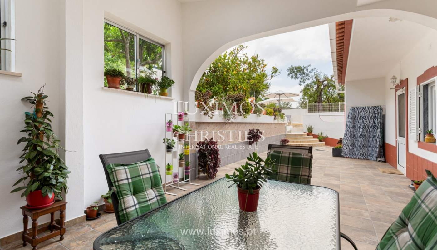 3 bedroom villa with swimming pool and garden, Boliqueime, Algarve_172181