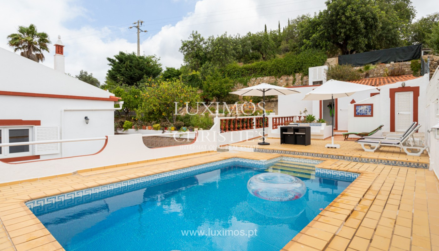 3 bedroom villa with swimming pool and garden, Boliqueime, Algarve_172185