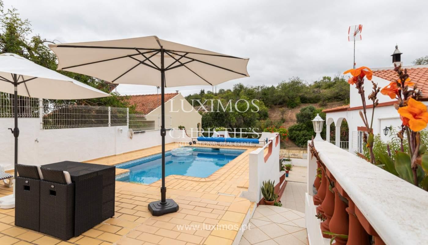 3 bedroom villa with swimming pool and garden, Boliqueime, Algarve_172186