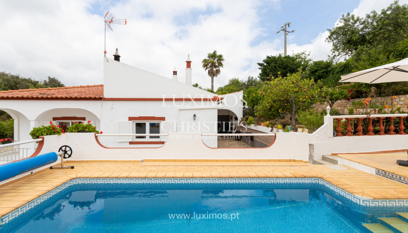 3 bedroom villa with swimming pool and garden, Boliqueime, Algarve_172187