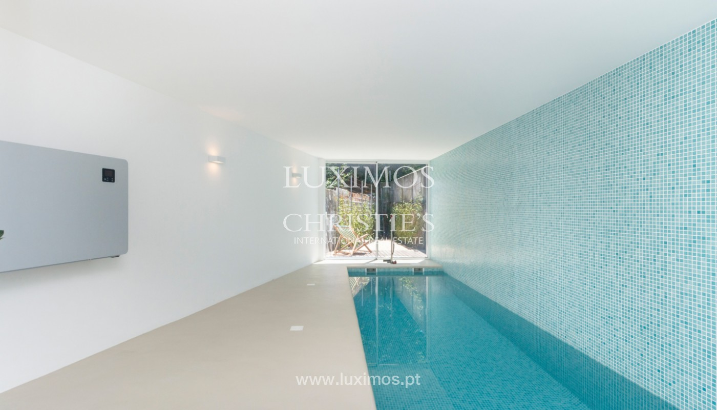 Property with garden and pool, for sale, in Boavista, Porto, Portugal_172386