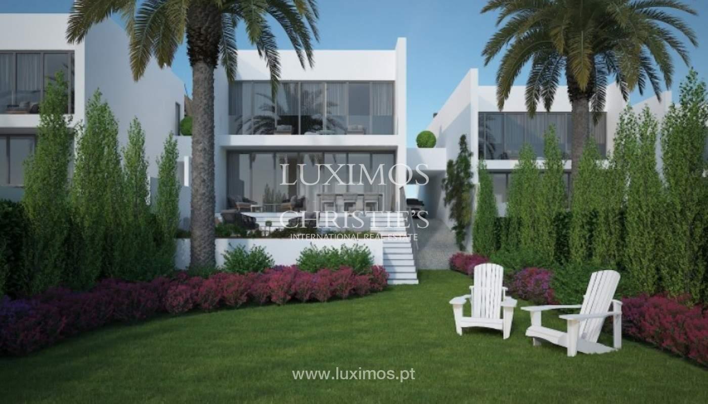 La venta de vivienda nueva y moderna, en los municipios del distrito de faro, Algarve, portugal_173291